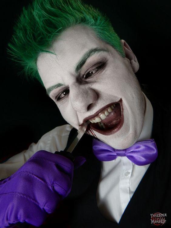 Harley And Joker Knife