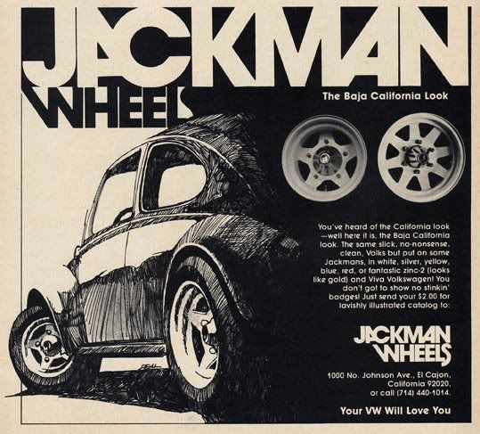 Vw Jackman Wheels