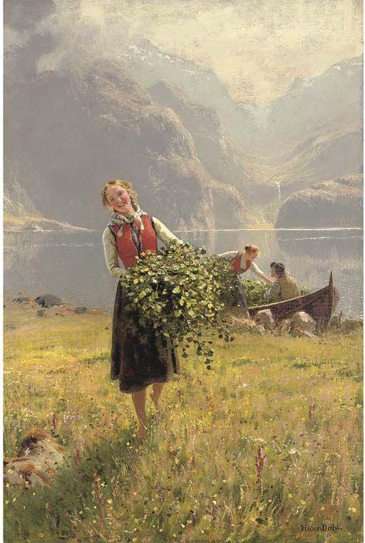 Norwegian Landscape Painters