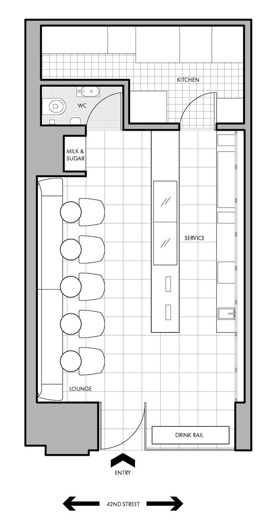 Simple Kitchen Layout Tool