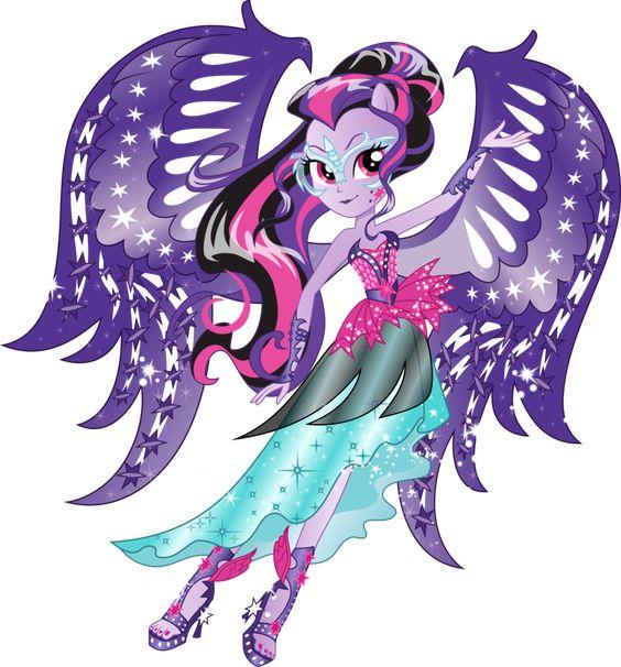 Midnight Transformation Mlp Eg Sparkle