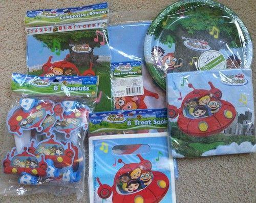 Disney Little Einsteins Party Supplies