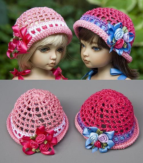 Knitted Barbie Doll Outfits