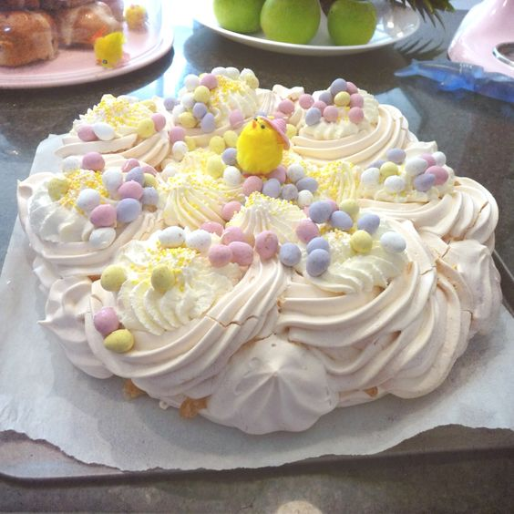 Easter Berry Mary Cakes