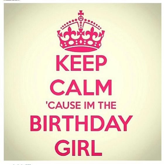 Calm Keep Birthday T Month Its My Can I