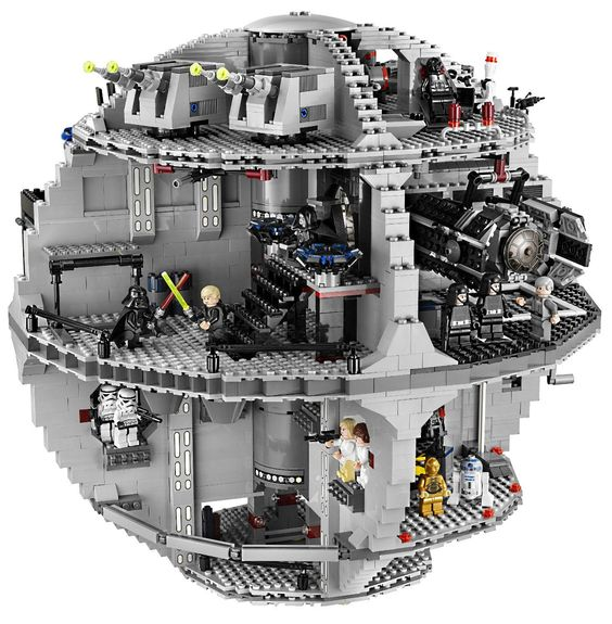 17 Best images about Lego Deathstar | Lego sets, In the ...