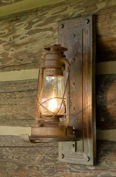 Solar Powered Outdoor Wall Lanterns