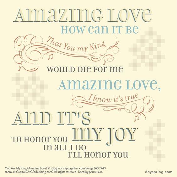 Amazing I Love You Quotes