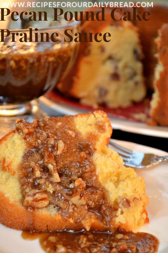 Cake Caramel Paula Deen
