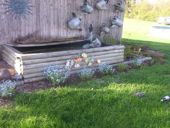 Lowes Above Ground Garden