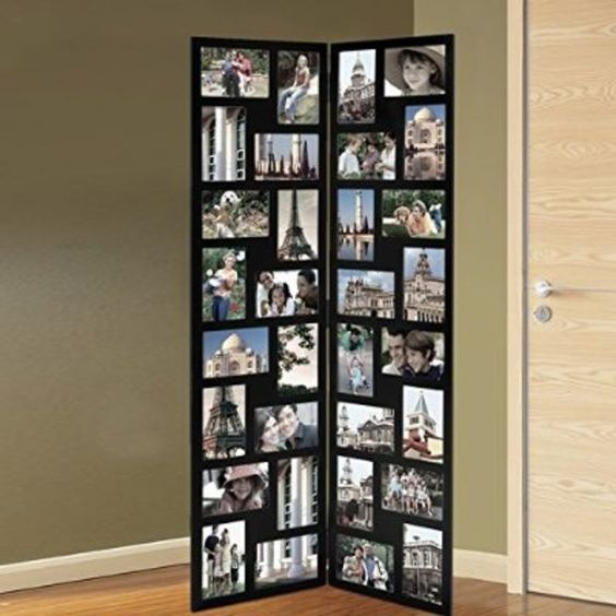 Tri Fold Picture Frames 4x6