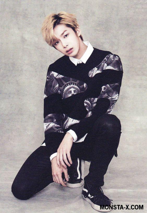 Monsta Out Hyungwon X Shoot