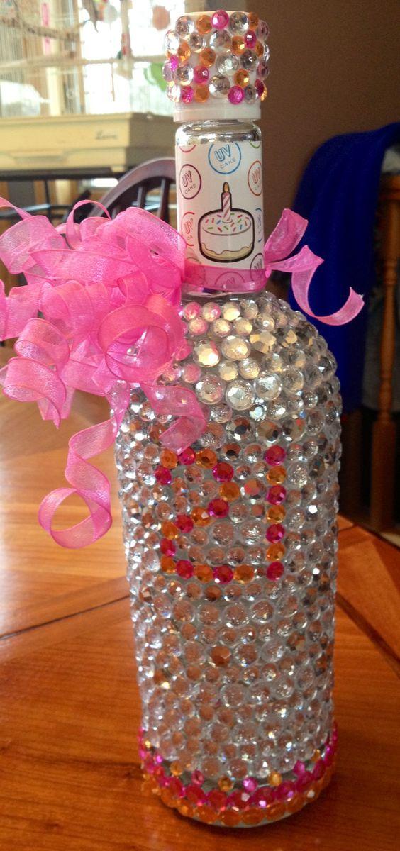 21st Birthday Gift Ideas   21st birthday, Alcohol bouquet ...