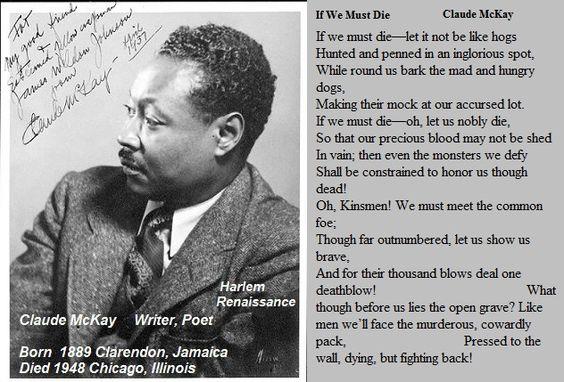 Famous Poems About Harlem Renaissance