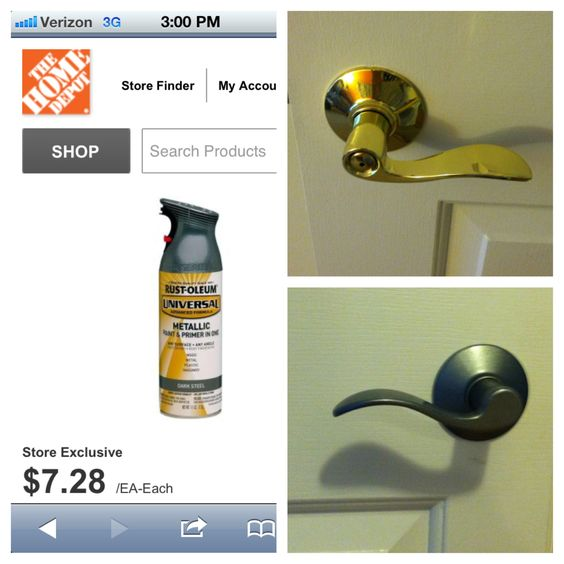 Best Brushed Nickel Paint