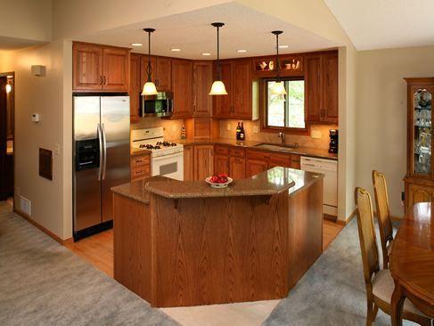 Bi Level Kitchen Remodels Kitchen Remodeling Improve
