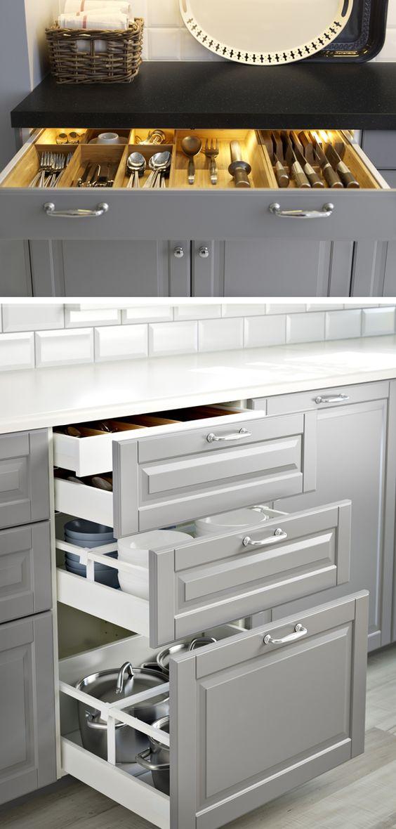 Ikea Kitchen Drawers Problems