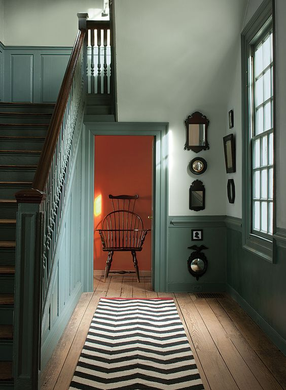 Paint Benjamin Moore Historical Interior