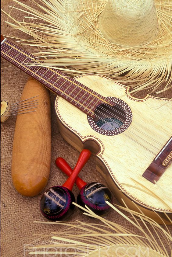 Traditional Puerto Instrument Rico
