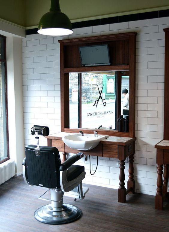 Hair Salon Floor Plan Maker