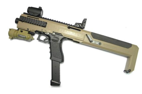 Hera Triarii Pistol Carbine Review