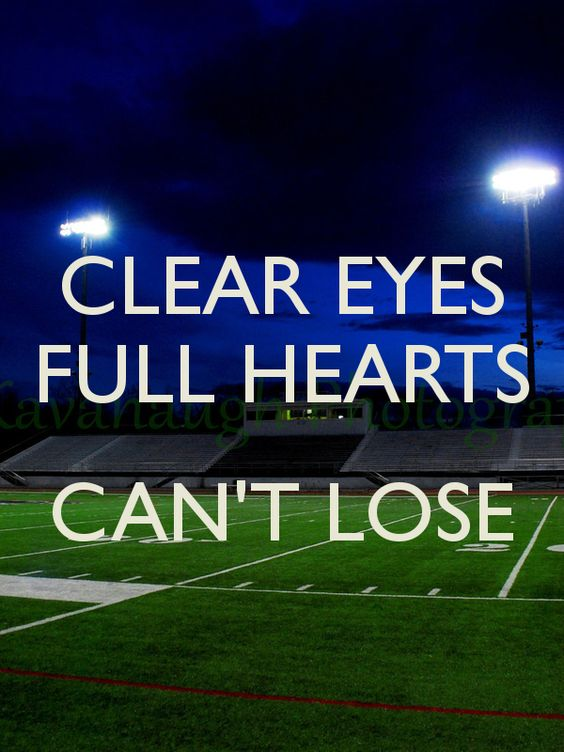 Friday Night Lights Meaning