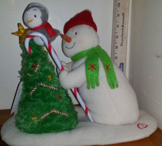 2010 Hallmark Musical Snowman