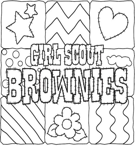 girl scout promise sign