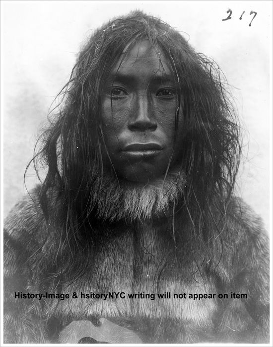 Greenland Native People
