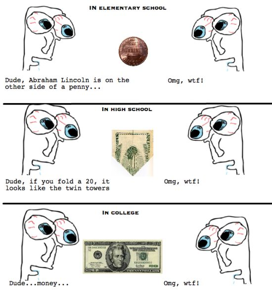 college memes | ... money dog is that a vacuum lazy ...