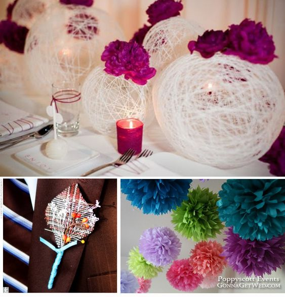 It Decorations Do Yourself Wedding