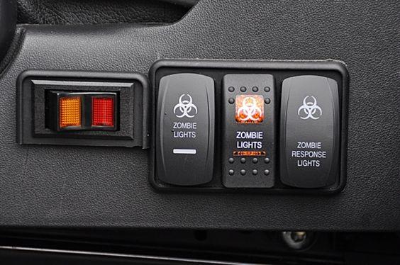 Accessory Switch Toyota