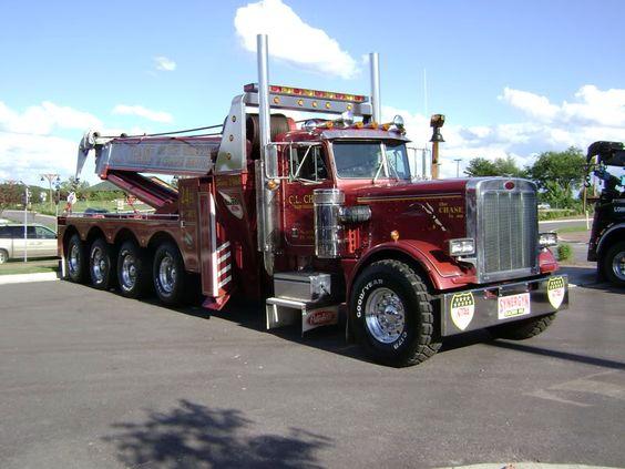 Rotator Tow Large Truck