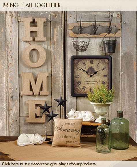 Home Ideas Pinterest Primitive Decor