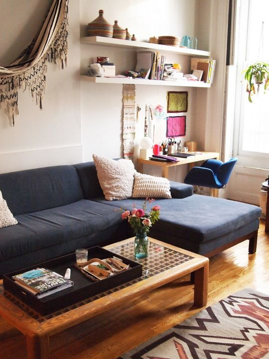 Apartment Living Room Arrangement Ideas