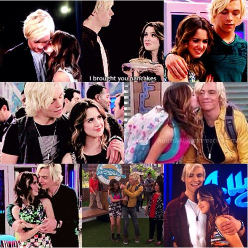 austin and ally pancakes