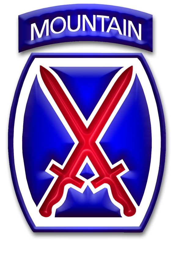 10th Mountain Division Mountaineer