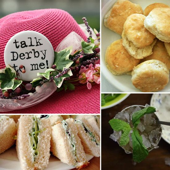 Kentucky Derby Finger Food Recipes