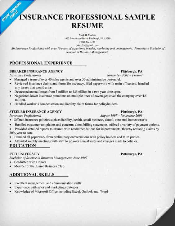 Benefits Specialist Samples Of Resumes - workers compensation specialist sample resume