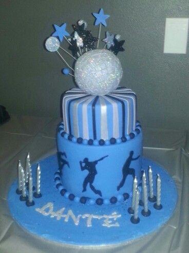 Hip Hop Birthday Cake Cakes1 Pinterest Birthday