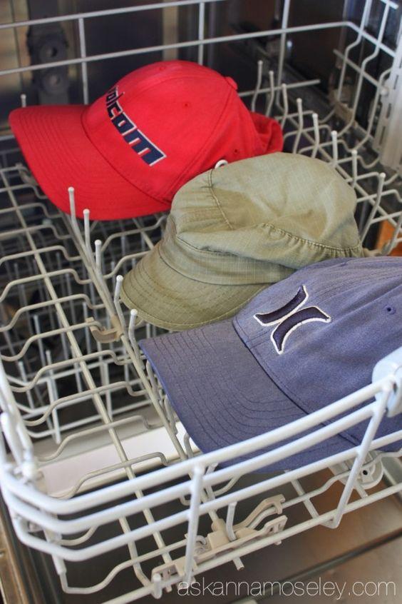 Hat Holder Dishwasher