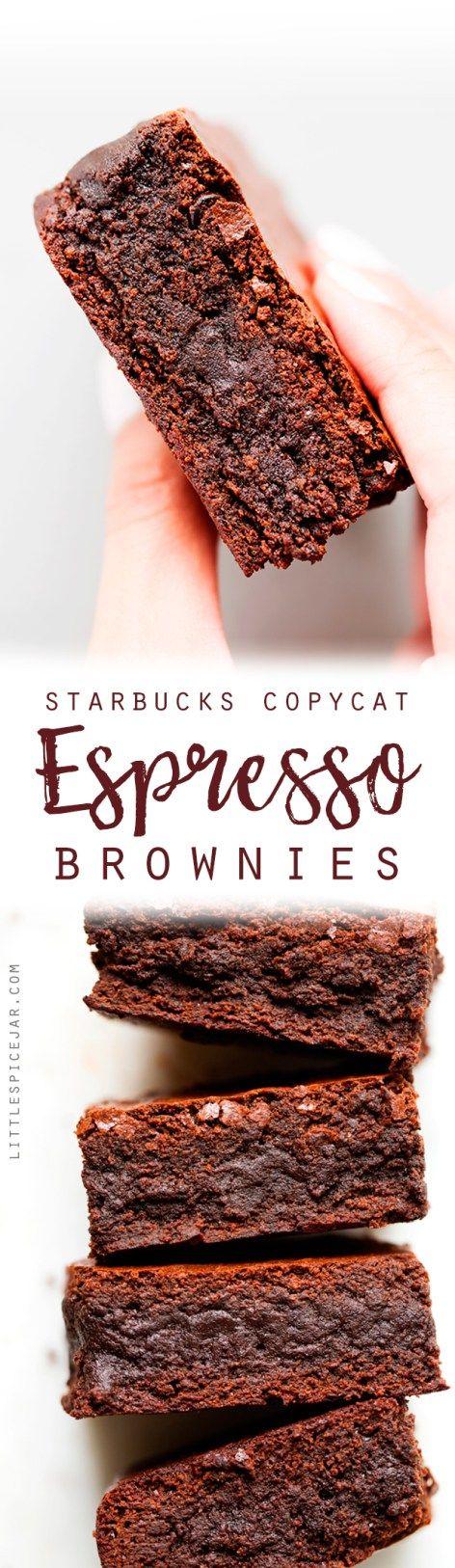 Stabucks Coffee Brownie