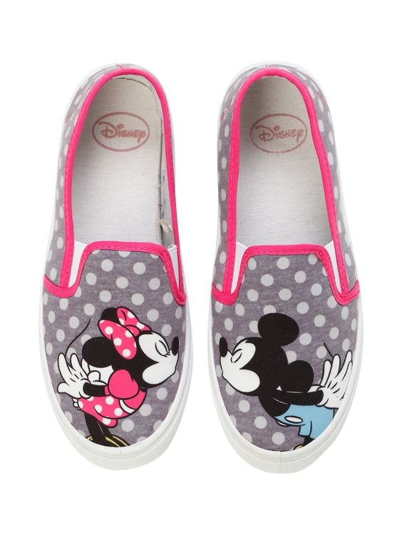 Mickey Mouse Light Shoes