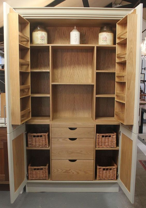 Pre Built Kitchen Cupboards