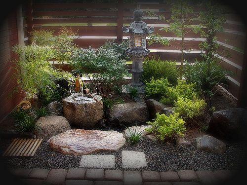 Japanese Indoor Garden