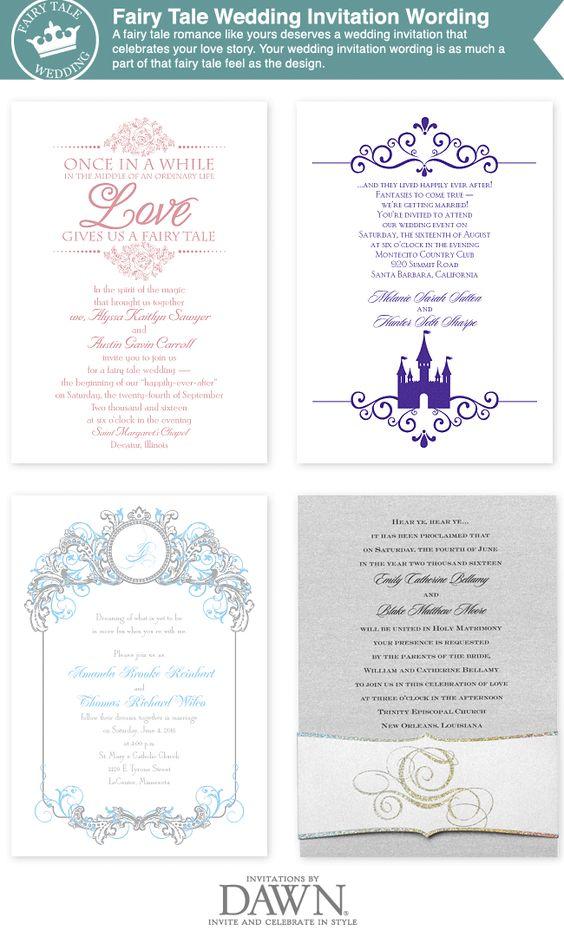 Top 10 Wedding Invitation Wording