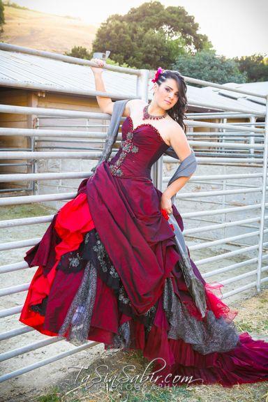 Quincerera Dresses Ranch