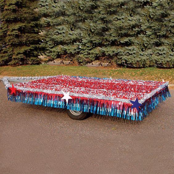 Good Homecoming Float Ideas