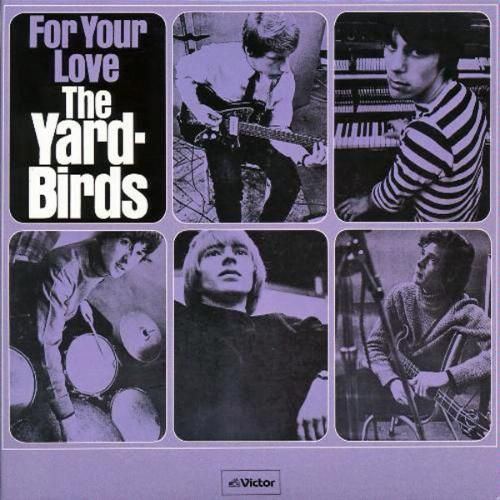 Love Yardbirds Chords Your