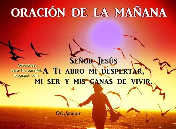 La Oracion Catolicas Por Manana